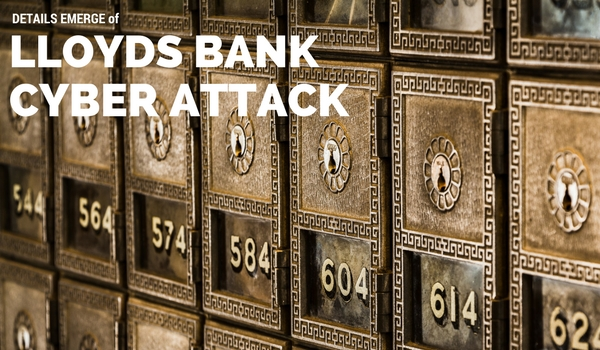 Details Come to Light Over Lloyds Cyber Attack